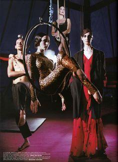 Vogue Paris, October 1998