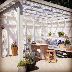Pergola Patio, Backyard, Begonia, Garden Inspiration, Garden Ideas, Outdoor Spaces, Outdoor Gardens, Terrace, Home And Garden