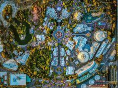 Jeffrey Milstein Breathtaking Los Angeles Aerial Photographs  #aerialphotography #art #drone #jeffreymilstein #losangeles #photography #travel #travelphotography