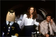 Memorable quote : 'Can you fly this plane, and land it?' 'Surely you can't be serious.' 'I am serious. and don't call me Shirley. Funny Movie Scenes, Funny Movies, Comedy Movies, Great Movies, Films, It's Funny, Movies Showing, Movies And Tv Shows, Lloyd Bridges