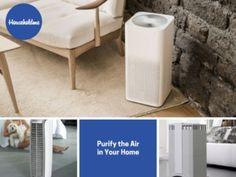Purify the Air in Your Home  #air #airpurifier #purifier #cleanair #clean #aircleaner