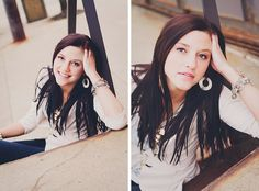 Strip District Senior Portrait Session | © Facing North Photography | Pittsburgh