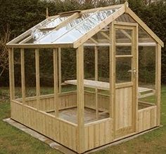 If you are looking for information on how to build a greenhouse cheap without making a hole in your ...