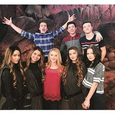 Lab Rats Elite Force: Bree, Chase, Skylar, Oliver, Kaz, With Extras and Co-Stars