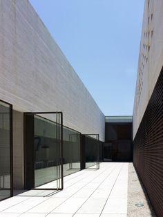 Madinat al-Zahra Museum, Cordoba, Spain by Nieto Sobejano Arquitectos