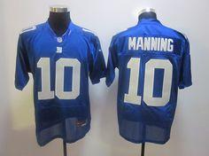 infant new york giants eli manning nike royal blue team color game ...