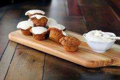 Pumpkin Muffins - 4 mini muffins will give you net carbs / Maria Mind Body Health Low Carb Deserts, Low Carb Sweets, Maria Mind Body Health, Low Carb Sweet Potato, Gluten Free Pumpkin Bread, Cupcake, Low Carb Bread, Low Carb Breakfast, Breakfast Recipes