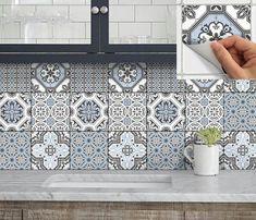 Wand-Fliesen Vinyl Aufkleber Aufkleber für Küche Bad