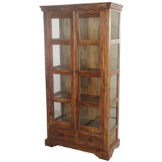 Shop the Brand: Ethnic Elements Solid Wood Furniture, Dining Room Furniture, China Cabinet, Display, Storage, Glass, Wardrobes, Ethnic