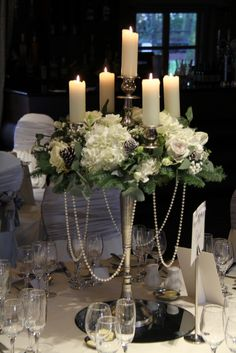 Flower Design Events: The Beautiful Winter Wedding Day of Lyndsey & Chris at Bartle Hall