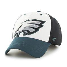 fee9c35d86a Philadelphia Eagles Big Show MVP Black 47 Brand Adjustable Hat Philadelphia  Eagles Hats