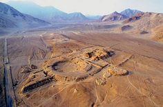 Перуанский город Карал – колыбель цивилизации