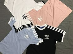 shosouvenir adidas Originals Unisex White Three Stripe Boyfriend T-Shirt - Addidas Shirt - Ideas of Addidas Shirt - shosouvenir adidas Originals Unisex White Three Stripe Boyfriend T-Shirt Source by Stunning_Shirts outfit Cute Lazy Outfits, Cute Swag Outfits, Sporty Outfits, Athletic Outfits, Trendy Outfits, Adidas Shirt, Adidas Outfit, Teen Fashion Outfits, Outfits For Teens