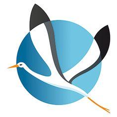 Den Storch, seine Lebensbedingungen und sein verändertes Zugverhalten zu erforschen ist das Ziel des Bildungsangebotes www.storchenforscher.ch Das kompetenzorientierte und lehrplankompatible Angebot richtet sich an die Primar- und Sekundarstufe 1 und ist durch Partner aus Bildung und Storchenforschung gemeinsam erarbeitet worden. Partner, Logo Design, Stork, Searching, Exploring, Research, Goal, Education