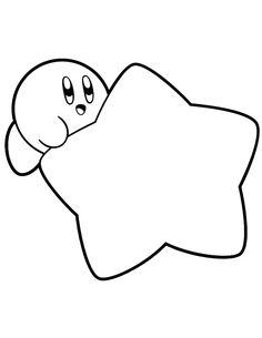 27 Mejores Imágenes De Kirby Para Colorear En 2018 Colorear