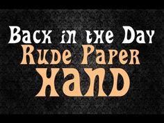 Rude Paper (루드페이퍼) - Hand #MV #Reaction (뮤직비디오)(반응) #Grissle Edition