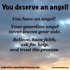 """Everyone is worthy of their guardian angel.  That's the premise behind The Glitch movie currently shooting in Louisiana.  Please visit www.theglitchmovie.com to learn more.  While there, check out the """"How to Connect with Angels"""" podcast!"""
