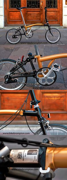 Brompton Limited Edition Milano BIKEBROMPTON