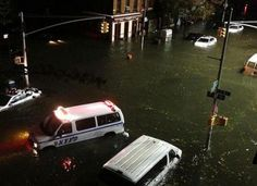 Sandy's Aftermath: Food Safety Warnings and the Price of Ignoring Climate Change