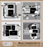 Missy's Templates Set.14