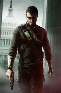 Sam Fisher Splinter Cell: Conviction