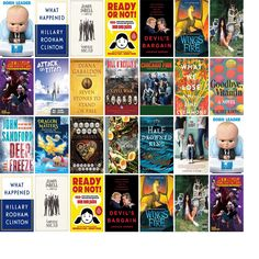 "Wednesday, August 2, 2017: The Lane Memorial Library has 16 new bestsellers and four other new books in the Top Choices section.   The new titles this week include ""The Boss Baby,"" ""Untitled Memoir,"" and ""The Nashville Sound."""