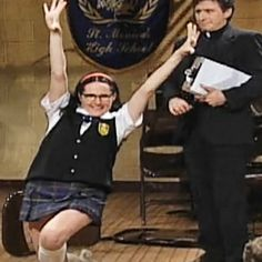 Mary Catherine Galleger Saturday Night Live's 25 Most Repeated Characters -- Vulture