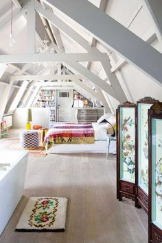 A converted garage in The Netherlands * Interiors * The Inner Interiorista