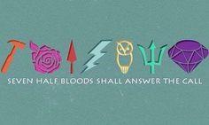 Seven halfbloods