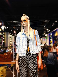 TOPSHOP festival styling at 214