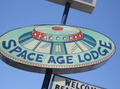 Space Age Lodge. Gila bend on the way to san diego and mexico!