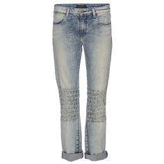 Brockenbow Honeycomb Boyfriend Jeans