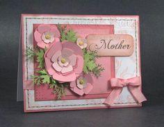 Resultado de imagen para tarjetas para el dia de la madre manualidades