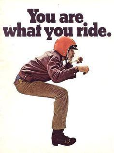 You Are What You Ride | tu que eres?  #DisturbedTendencies #DisturbedCulture