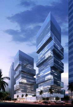 Saraiva & Associados Arquitectura Urbanismo  proposal  for theTwo Towers project competition in China 2011