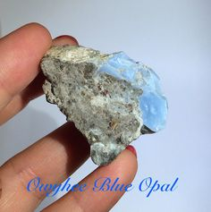 Owyhee Blue Opal Rough from Oregon Lot 7 by Rt395Minerals on Etsy
