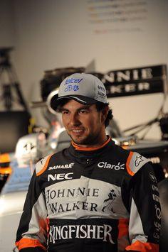 Checo Pérez F1 2017