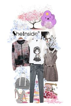 """""""pastel wind"""" by vallyk ❤ liked on Polyvore"""