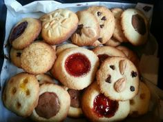 Te cookies
