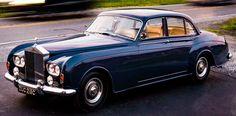 1965 Four-door Saloon by James Young (chassis SJR589C, design SCV100), one of 26…