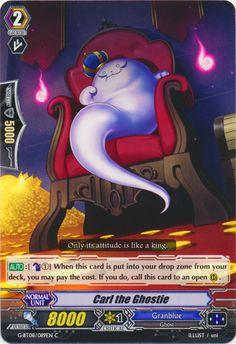 Carl the Ghostie G-BT08/089EN C