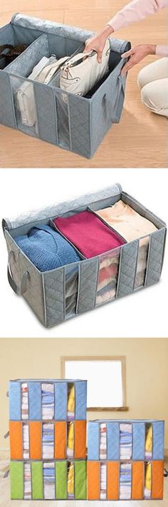 Wonderful free bedroom storage container concepts early spring can (supposedly) . Wonderful free bedroom storage container concepts early spring can (supposedly) be used. Master Closet, Closet Bedroom, Bedroom Storage, Diy Storage, Diy Bedroom, Storage Ideas, Home Organisation, Craft Organization, Closet Organization