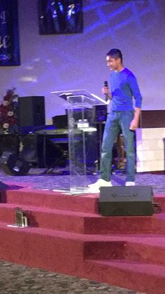First time preaching! Seth Rangel at Life Challenge Youth Night 2/5/2015