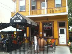 Tres Hermanas - Once of the best Mexican food places in Sacramento. #MyHometownPins