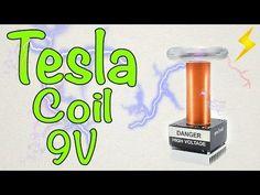 Simple Tesla Coil