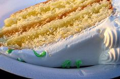 Potential Easter Cake this year, 1-2-3-4 Cake with Lemon Curd filling and Seven Minute Frosting