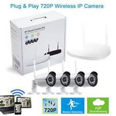 Search Plug and play ip camera system. Views 61155.
