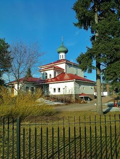 rai-rai - Christ Church of the Ascension. - Vantaa, Finland.