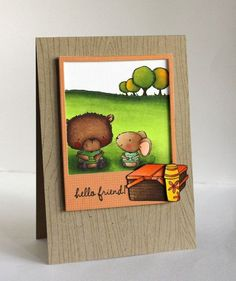 Card by Alice Wertz - All stamps by Stacey Yacula for Purple Onion Designs.