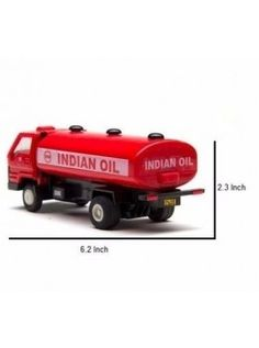 Buy Centy Telco Tanker (Red) online at happyroar.com